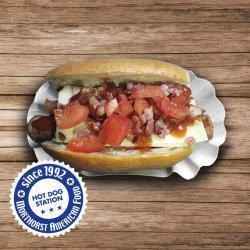 Hot Dog Bonanza Ranger