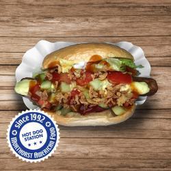Hot Dog California