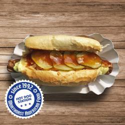 Hot Dog Spezial Käse