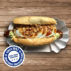 Hot Dog Trucker